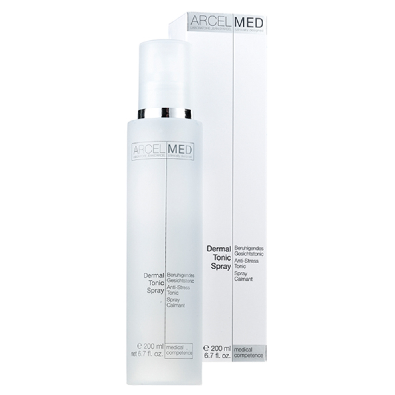 Jean D'Arcel - Arcelmed Dermal Tonic Spray 200 ml