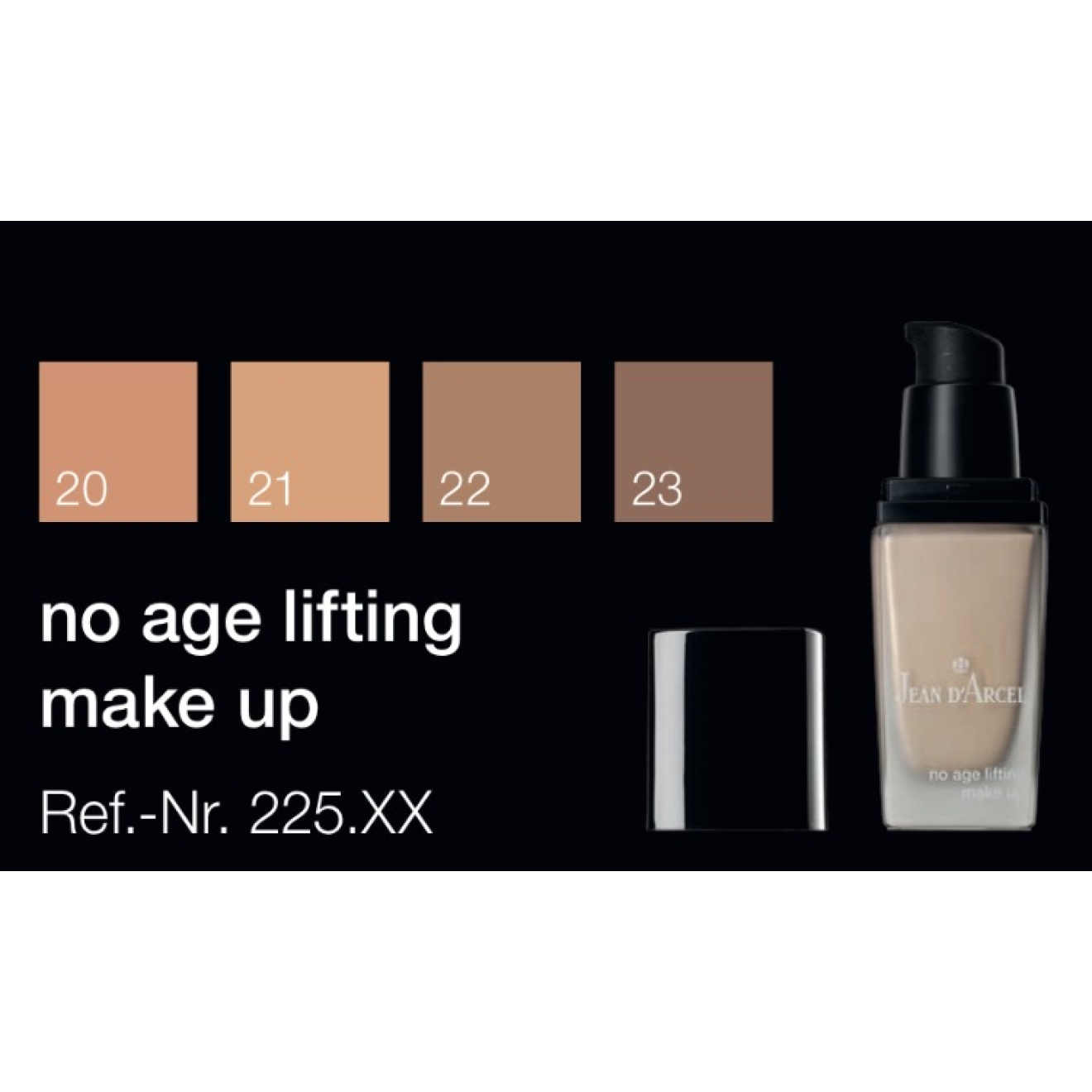 Jean D Arcel No Age Lifting Make up Nr 22
