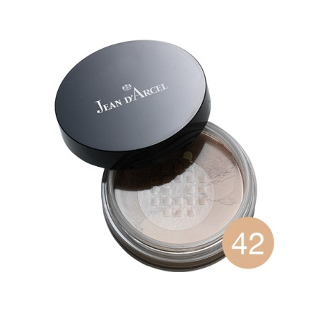 Jean D'Arcel - Brillant Mineral Powder Make Up No. 42