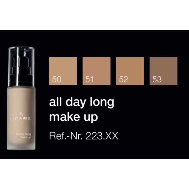 Jean D Arcel All Day Long Make up Nr 51