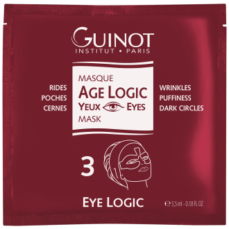 Guinot Age Logic Eye Mask 4-er Pack